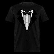T-Shirts ~ Men's T-Shirt ~ Great Tuxedo