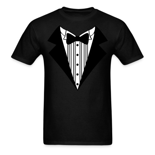 Great Tuxedo - Men's T-Shirt