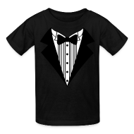 Kids' Shirts ~ Kids' T-Shirt ~ Great Tuxedo