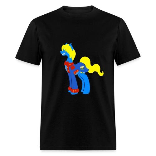 Master Silhouette - Men's T-Shirt