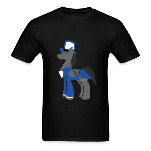 Doctor Silhouette - Men's T-Shirt
