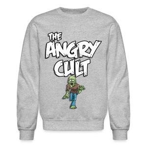 The Angry Cult Sweatshirt - Crewneck Sweatshirt