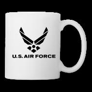 Mugs & Drinkware ~ Coffee/Tea Mug ~ USAF Cofee Mug