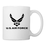 Mugs & Drinkware ~ Coffee/Tea Mug ~ USAF Cofee Mug