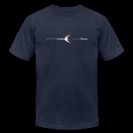T-Shirts ~ Men's T-Shirt by American Apparel ~ Apollo 15 American Apparel T-Shirt