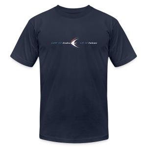 Apollo 15 American Apparel T-Shirt - Men's Fine Jersey T-Shirt