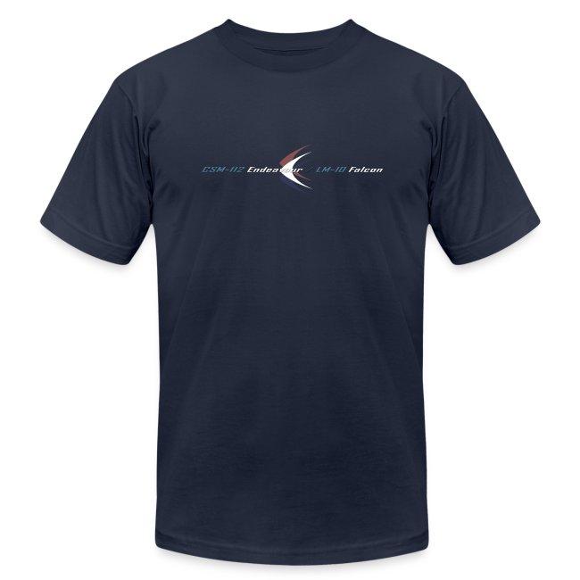 Apollo 15 American Apparel T-Shirt