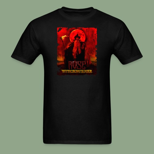 Rose - Witchburner #1 T-Shirt (men's) - Men's T-Shirt