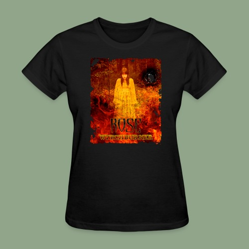 Rose - Witchburner #2 T-Shirt (women's) - Women's T-Shirt