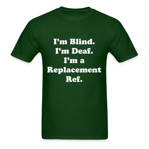 Replacement Ref - Men's T-Shirt