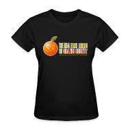 Women's T-Shirts ~ Women's T-Shirt ~ The Real Time Lords of Orange County Logo