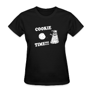 T-Shirts ~ Women's T-Shirt ~ Cookie Time!!!