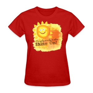 Shine On! T-Shirt - Women's T-Shirt