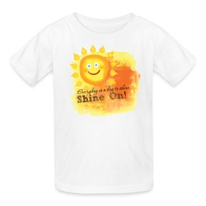 Shine On! T-Shirt - Kids' T-Shirt
