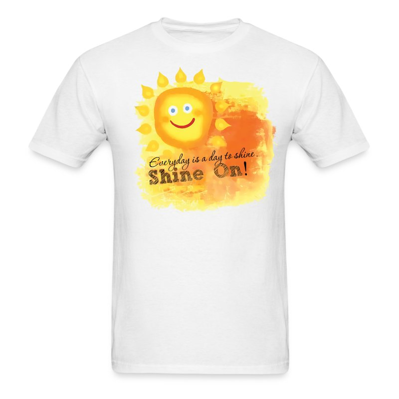 Shine On! T-Shirt - Men's T-Shirt