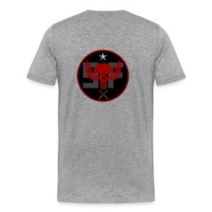 SF Back Logo Shirt - Men's Premium T-Shirt