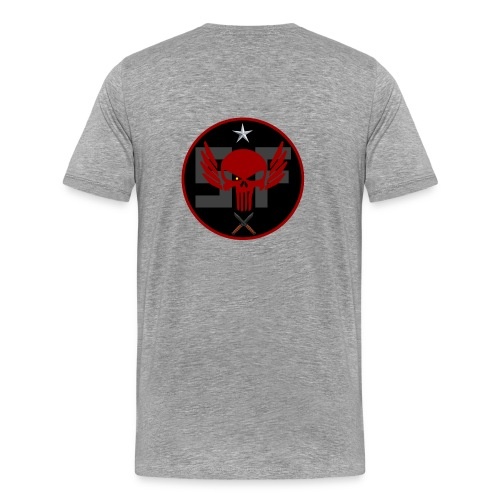SF Back Logo Shirt - Men's Premium T-Shirt