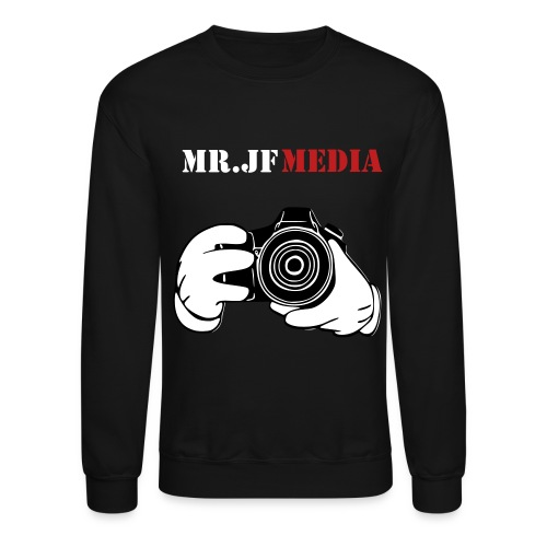 MR. Jf media - Crewneck Sweatshirt