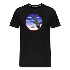 MUDCAV Shirt Mens - Men's Premium T-Shirt
