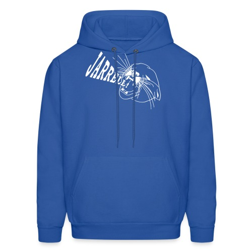 Happy Warm Cougar - Men's Hoodie