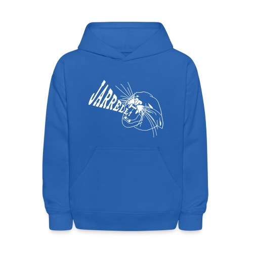 Happy Cougar for Warm Kids - Kids' Hoodie