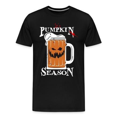 It's Pumpkin Beer Season! - Men's Premium T-Shirt