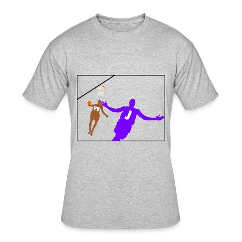 Men's Like PB & J Tee - Men's 50/50 T-Shirt