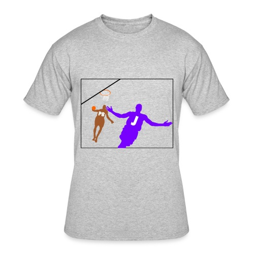 Men's Like PB & J Tee - Men's 50/50 T-Shirt