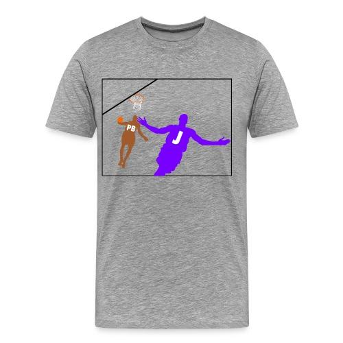 Men's Like PB & J Premium Tee - Men's Premium T-Shirt