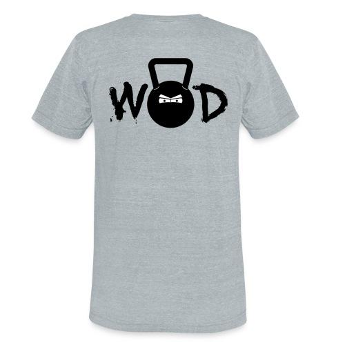 WOD Shirt - Unisex Tri-Blend T-Shirt