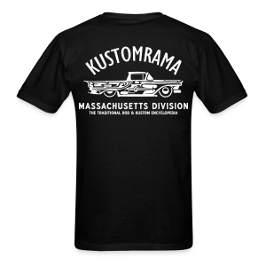 Kustomrama Massachusetts Division - Men's T-Shirt