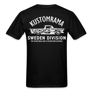 Kustomrama Sweden Division - Men's T-Shirt