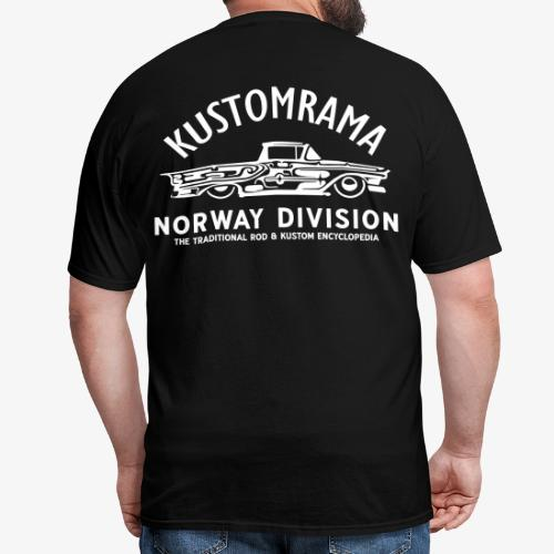 Kustomrama Norway Division - Men's T-Shirt