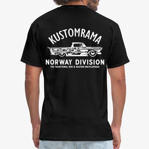Kustomrama Norway Division - Men's T-Shirt