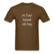 T-Shirts ~ Men's T-Shirt ~ Mouth