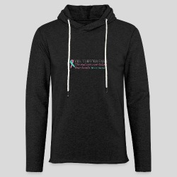 Yes, they're fake BRCA #1 - Unisex Lightweight Terry Hoodie