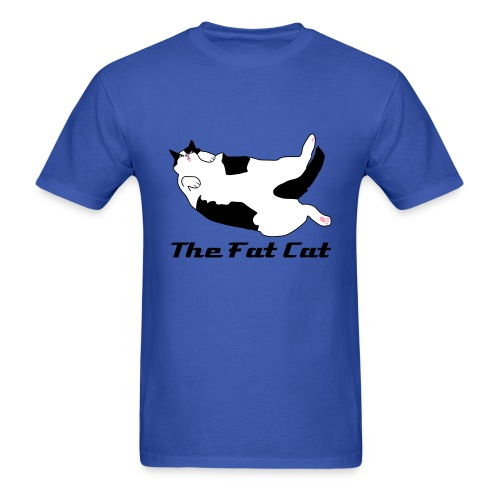 The Fat Cat Classic Tee - Men's T-Shirt