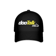 Caps ~ Baseball Cap ~ DOOTalk Hat with forum user name on back