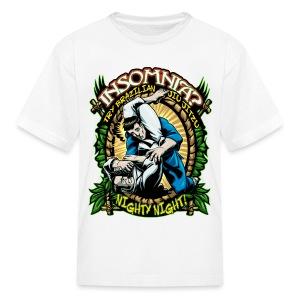 Brazilian Jiu Jitsu Insomnia - Kids' T-Shirt