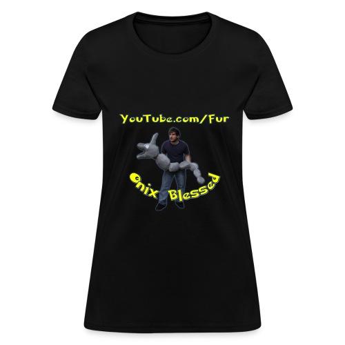 Blessed with Fur Women's Shirt - Women's T-Shirt