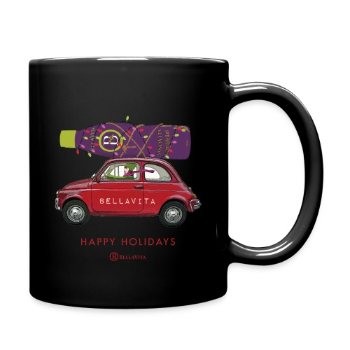 BellaVita vintage mug - Full Color Mug