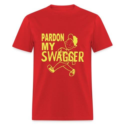 Swag Train All Aboard - Men's T-Shirt