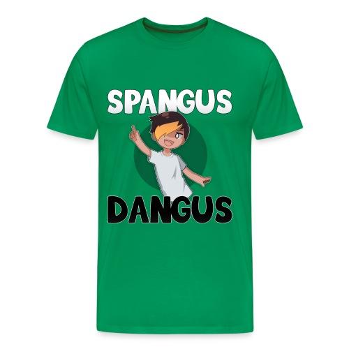 Spangus Dangus - Men's T-Shirt - Men's Premium T-Shirt