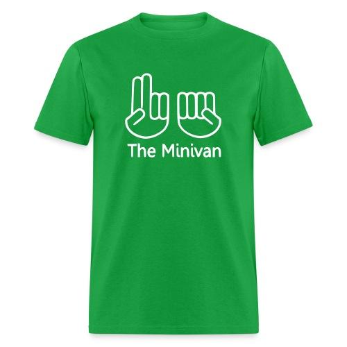 Deaf Cousin (W) - Men's T-Shirt