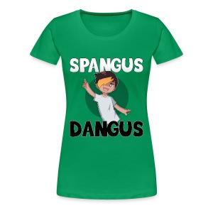Spangus Dangus - Women's T-Shirt - Women's Premium T-Shirt