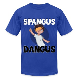Spangus Dangus - Men's AA T-Shirt - Men's T-Shirt by American Apparel