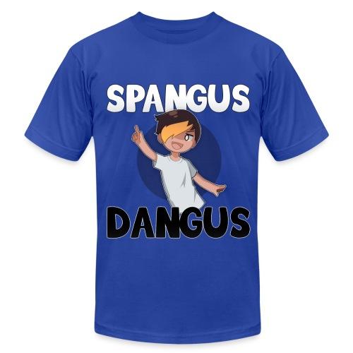 Spangus Dangus - Men's AA T-Shirt - Men's Fine Jersey T-Shirt