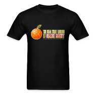 T-Shirts ~ Men's T-Shirt ~ The Real Time Lords of Orange County Logo