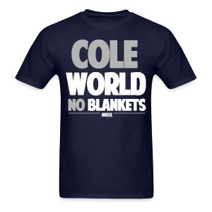 Cole World (No Blankets) - Men's T-Shirt
