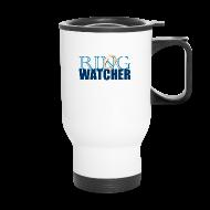 Mugs & Drinkware ~ Travel Mug ~ Ring Watcher Mug